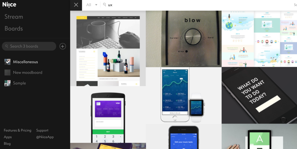 The Best Places to Find UX/UI Design Inspiration Online